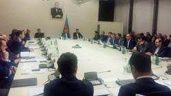 سیزدهمین کمیسیون مشترک همکاریهای اقتصادی ایران و جمهوری آذربایجان افتتاح شد