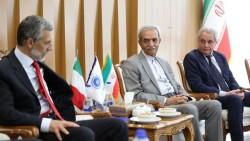 در مرحله تعمیق روابط اقتصادی ایران و ایتالیا قرار داریم