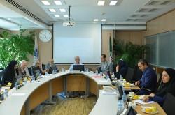 نشست کمیسیون تسهیل کسبوکار اتاق تهران