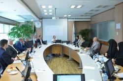 دومین نشست کمیسیون بازار پول و سرمایه اتاق بازرگانی تهران