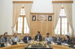 سومین نشست کمیسیون اقتصاد نوآوری و تحول دیجیتال در دفتر وزیر ارتباطات برگزار شد