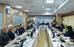 چهاردهمین نشست کمیسیون صنعت و معدن اتاق بازرگانی تهران