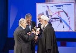 مشروح چهارمین مراسم اعطای نشان و تندیس امینالضرب در 136 سالگی اتاق بازرگانی تهران