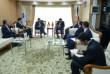 ملاقات سفیر ترکیه و رییس اتاق بازرگانی تهران