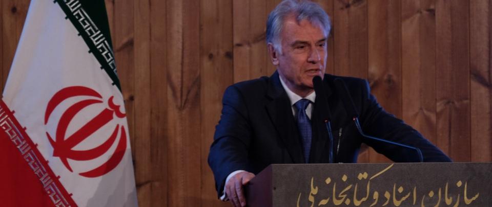سخنرانی جناب آقای مهندس محمدرضا انصاری-ششمین کنفرانش صنعت احداث و انرژی